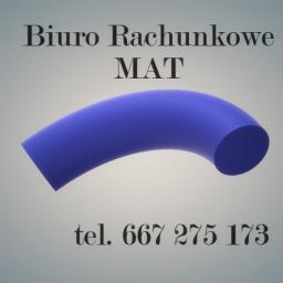 "Biuro Rachunkowe ""MAT"" Monika Matela - Sprawozdania Finansowe Plewiska"