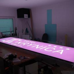 Koncept ART Agencja Reklamowa Nowy Sącz Drukarnia, reklamy, świetlne, wielkoformatowa, banery - Identyfikacja wizualna Nowy Sącz