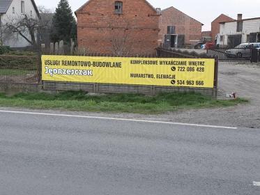 Firma ogólnobudowlana Lukasz Jedrzejczak - Usługi Wyrzeka