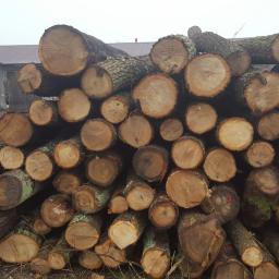 TARTAK Jagarzewo Roman Lubiński - Skład drewna Jagarzewo