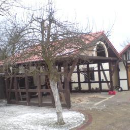Pphu bory tucholskie - Pokrycia dachowe Szlachta