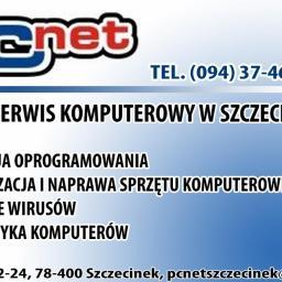 PC-NET - Odzyskiwanie danych Szczecinek