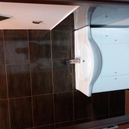 Remont łazienki Motycz 13