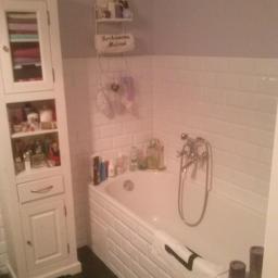 Remont łazienki Motycz 8