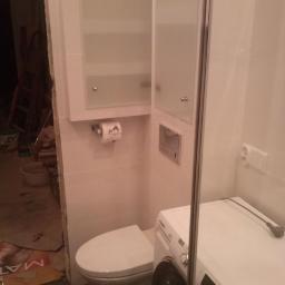 Remont łazienki Motycz 9