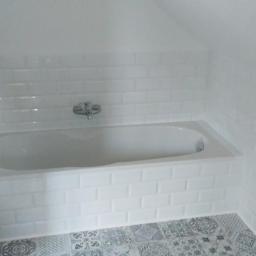 Remont łazienki Motycz 11