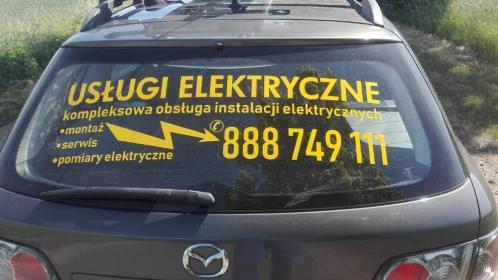 Usługi Elektroinstalacyjne - Domofony z Kamerą Człuchów