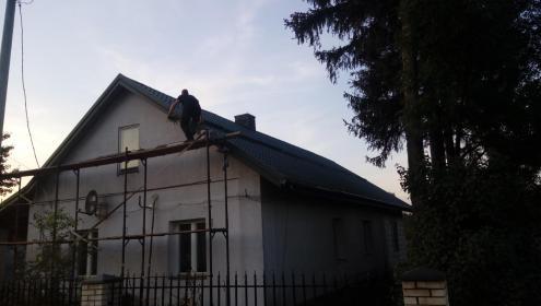 Bogumił Krysiak - Pokrycia dachowe Raciąż