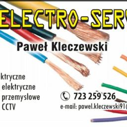 Electro-servis - Montaż Oświetlenia Rychnów