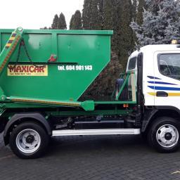 PUH Maxicar - Oczyszczanie ścieków, uzdatnianie wody Pakość