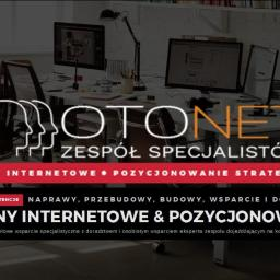 Profesjonalne strony internetowe i pozycjonowanie - Zespół Otonet.pl - Strony Internetowe Gniezno