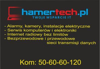 HamerTech.pl - Montaż Oświetlenia Radom