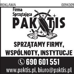 Paktis Tomasz Sawicki - Okna Bez Smug Skierniewice