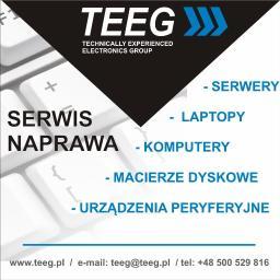 TEEG - Archiwizacja danych Legionowo