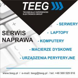 TEEG - Naprawa komputerów Legionowo