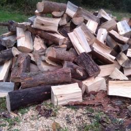 Handel-usługi drewnem Joanna Lipińska - Drewno kominkowe Racimierz