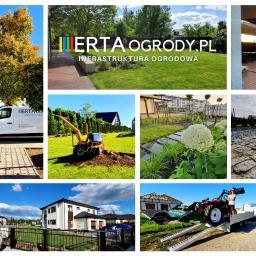 ERTAOGRODY.PL - Projektowanie ogrodów Bogusławice