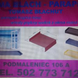BLACH-PARAPET - Parapety Podmaleniec