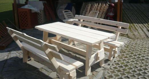 Wyroby z drewna Góralczyk - Altanki Drewniane Chocznia
