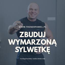 TRENERPAWEL Paweł Mirończuk - Trener personalny Białystok