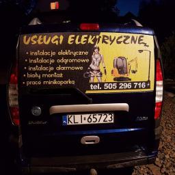 KABELEK - Elektryk Łukowica