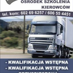 Ośrodek Szkolenia Kierowców Kazimierz Luberski - Firmy Budzyń