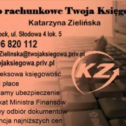 Biuro Rachunkowe Twoja Księgowa Katarzyna Zielińska - Biznes plany, usługi finansowe Płock