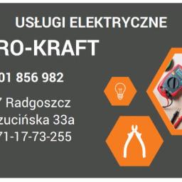 ELEKTRO-KRAFT - Montaż oświetlenia Radgoszcz
