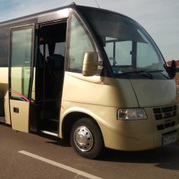 Usługi Transportowe - Wypożyczalnia samochodów Żuromin