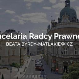 Kancelaria Radcy Prawnego Beata Byrdy Matlakiewicz - Pomoc Prawna Bielsko-Biała