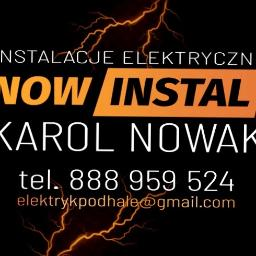 NOWINSTAL - Projektant instalacji elektrycznych Gronków