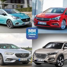 MM Cars Rental - Wypożyczalnia samochodów Katowice