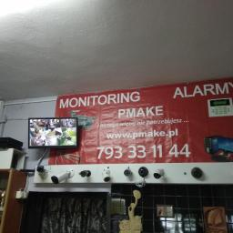PMAKE - Systemy alarmowe, usługi Iława