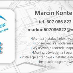 MAR-KON - Budowanie Cieszków