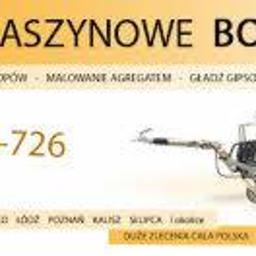 BOMAR - Podłogi Żywiczne Gajówka