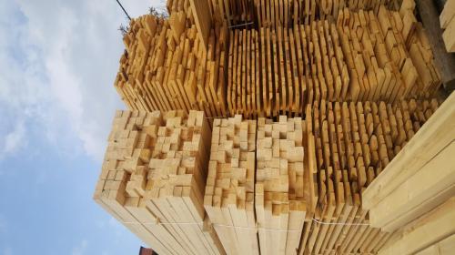 Kordrew - Skład drewna Kurów