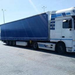 PHU SKWAREK - Transport ciężarowy krajowy Huta żelechowska