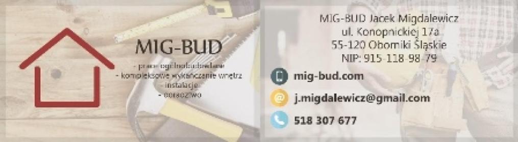 Przedsiębiorstwo Budowlane MIG-BUD Jacek Migdalewicz - Elewacje Oborniki Śląskie