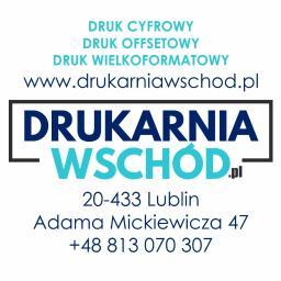 Drukarnia Wschód - Ulotki Lublin