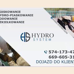 Hydro-system - Odśnieżanie dachów Gzin
