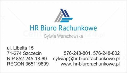 Hr Biuro Rachunkowe Sylwia Warachowska - Niezależny Doradca Finansowy Szczecin