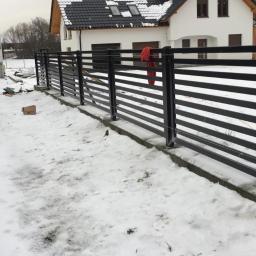 Montaż ogrodzenia Kędzierzyn-Koźle 1