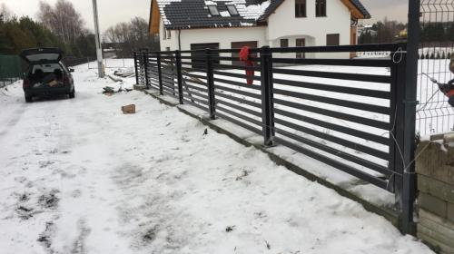 Blast Soda Sp. z o.o. - Montaż Ogrodzenia z Siatki Kędzierzyn-Koźle