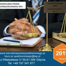 KANCELARIA PRAWA UPADŁOŚCIOWEGO KPU - Obsługa prawna firm Gdynia