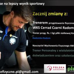 MGR Karolina Grabowska - Trener Indywidualny Warszawa