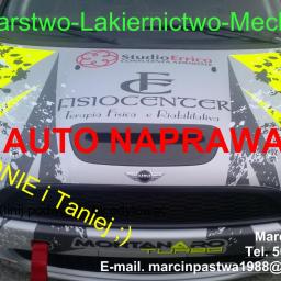 Marcin Pastwa - Konserwacja pojazdów, antykorozyjne Gdańsk