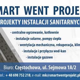SMART WENT PROJEKT - Architekt Siedlec