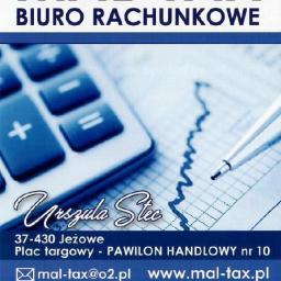Biuro Rachunkowe MAL-TAX Urszula Stec - Finanse Jeżowe