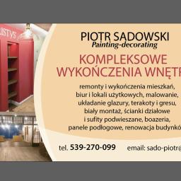 Kompleksowe Wykończenia Wnętrz - Remont łazienki Kołobrzeg