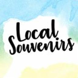Local Souvenirs - Logo Sopot